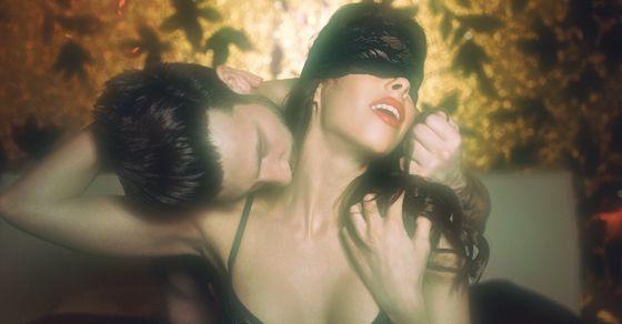 マンネリセックスを打破する方法②:目隠しなどソフトSMをしてみる