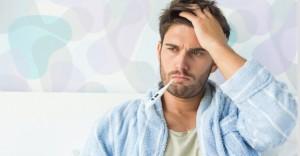 性病の初期症状 男女共通編⑩:一か月以上続く発熱、下痢、リンパの腫れ